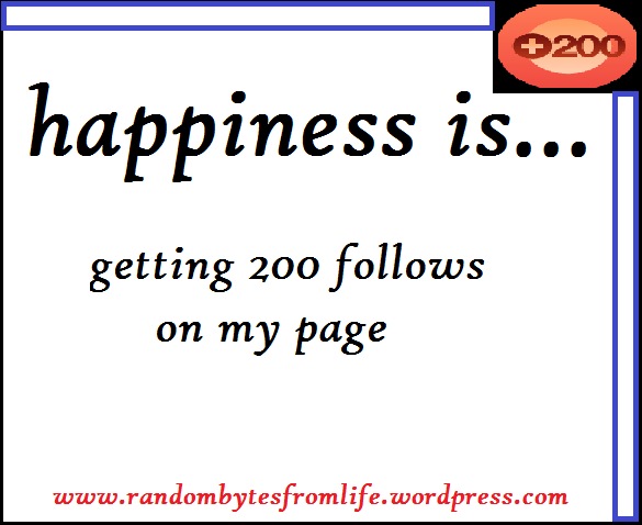 happiness is, follows, likes, popular