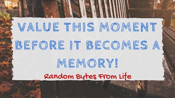 moment, life, random