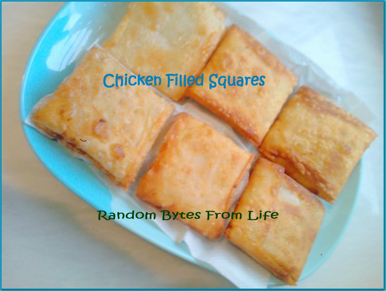 chicken-filled-squares
